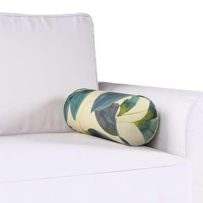 Poduszka wałek prosty w kolekcji Abigail, tkanina: 143-15