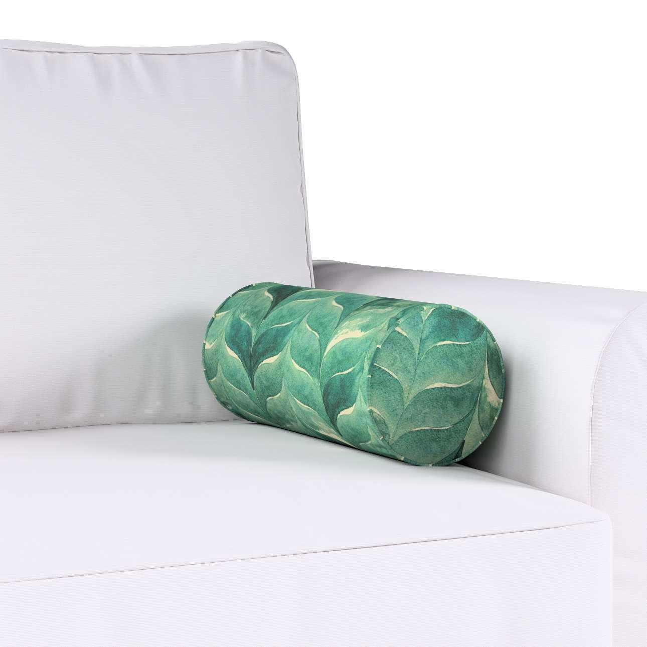 Poduszka wałek prosty w kolekcji Abigail, tkanina: 143-16