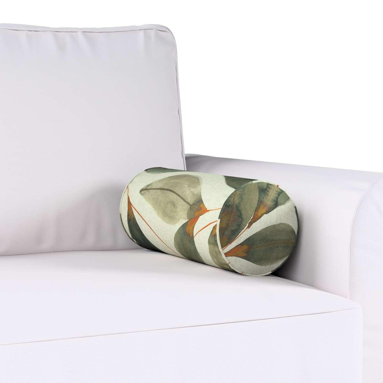 Poduszka wałek prosty w kolekcji Abigail, tkanina: 143-17