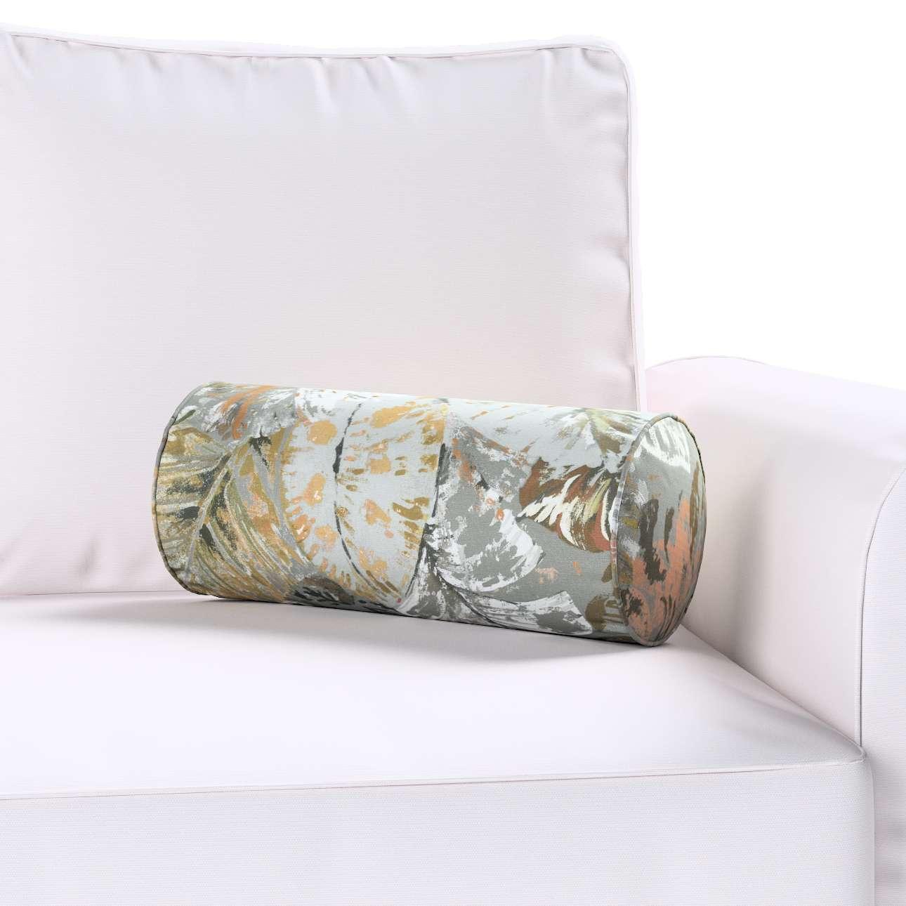 Poduszka wałek prosty w kolekcji Abigail, tkanina: 143-19