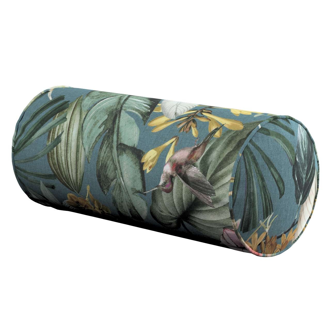 Poduszka wałek prosty w kolekcji Abigail, tkanina: 143-24