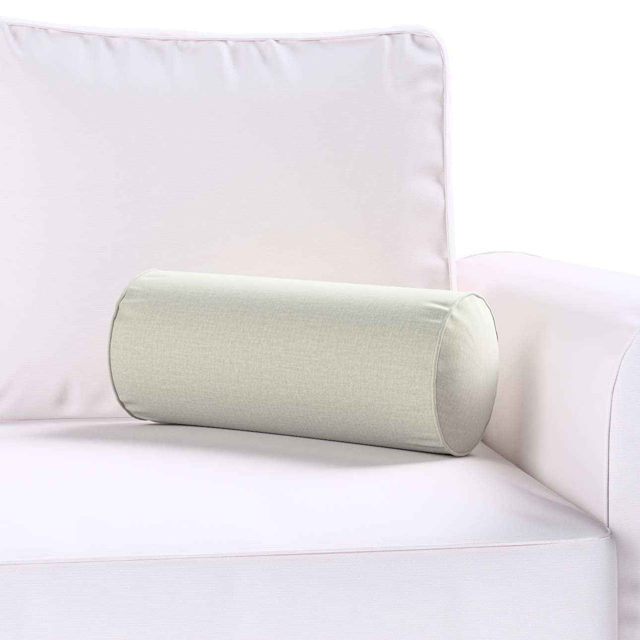 Poduszka wałek prosty w kolekcji Ingrid, tkanina: 705-41