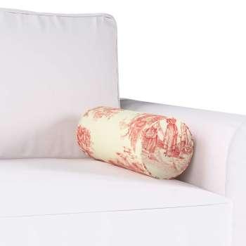 Ritinio formos  pagalvėlė Ø 16 x 40 cm (6 x 16 inch) kolekcijoje Avinon, audinys: 132-15