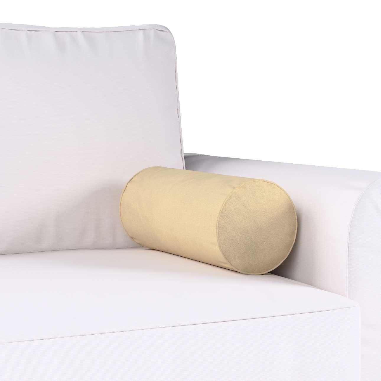 Poduszka wałek prosty w kolekcji Living, tkanina: 160-82