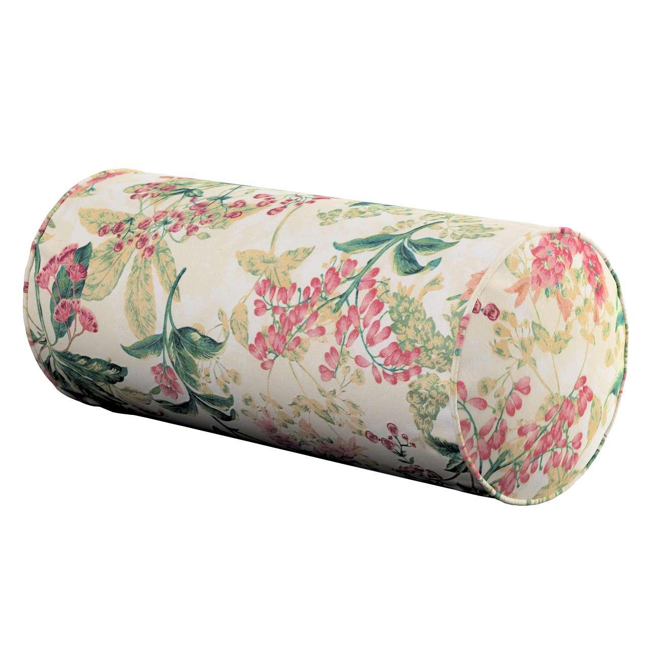 Poduszka wałek prosty w kolekcji Londres, tkanina: 143-41