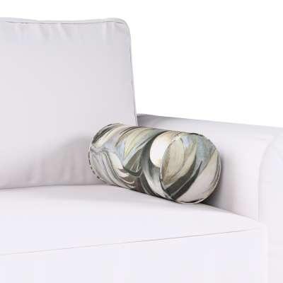 Poduszka wałek prosty w kolekcji Abigail, tkanina: 143-60