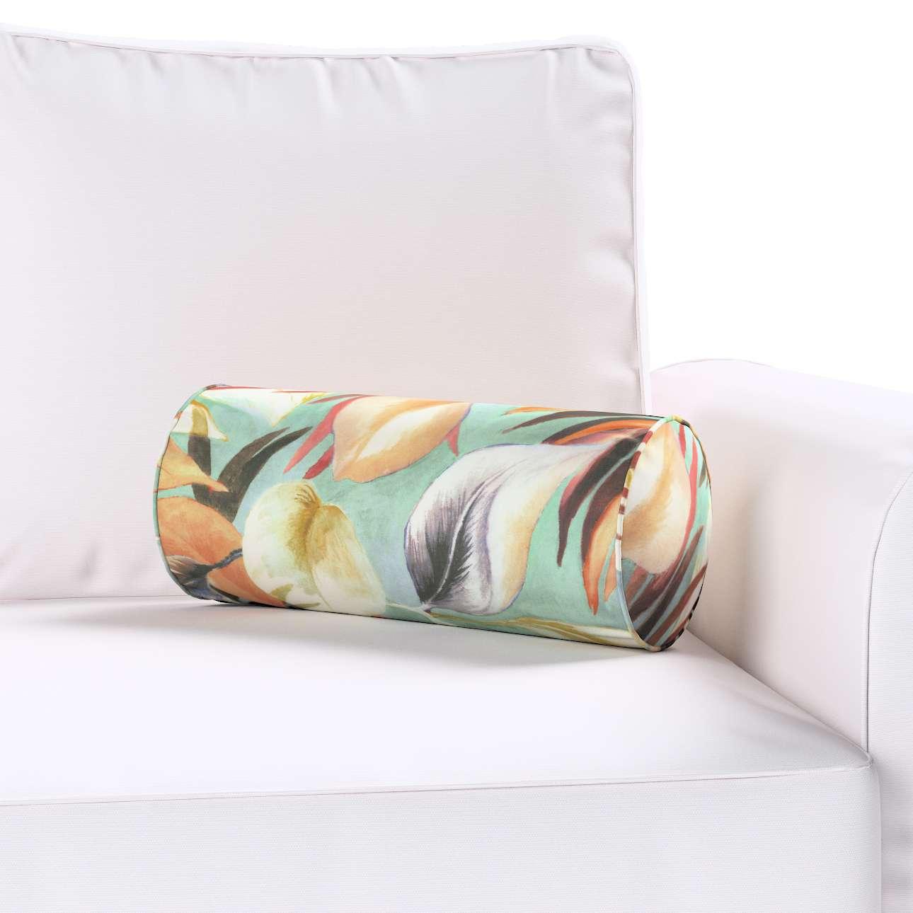 Poduszka wałek prosty w kolekcji Abigail, tkanina: 143-61