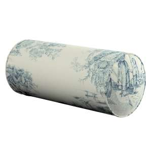 Ritinio formos  pagalvėlė Ø 16 x 40 cm (6 x 16 inch) kolekcijoje Avinon, audinys: 132-66