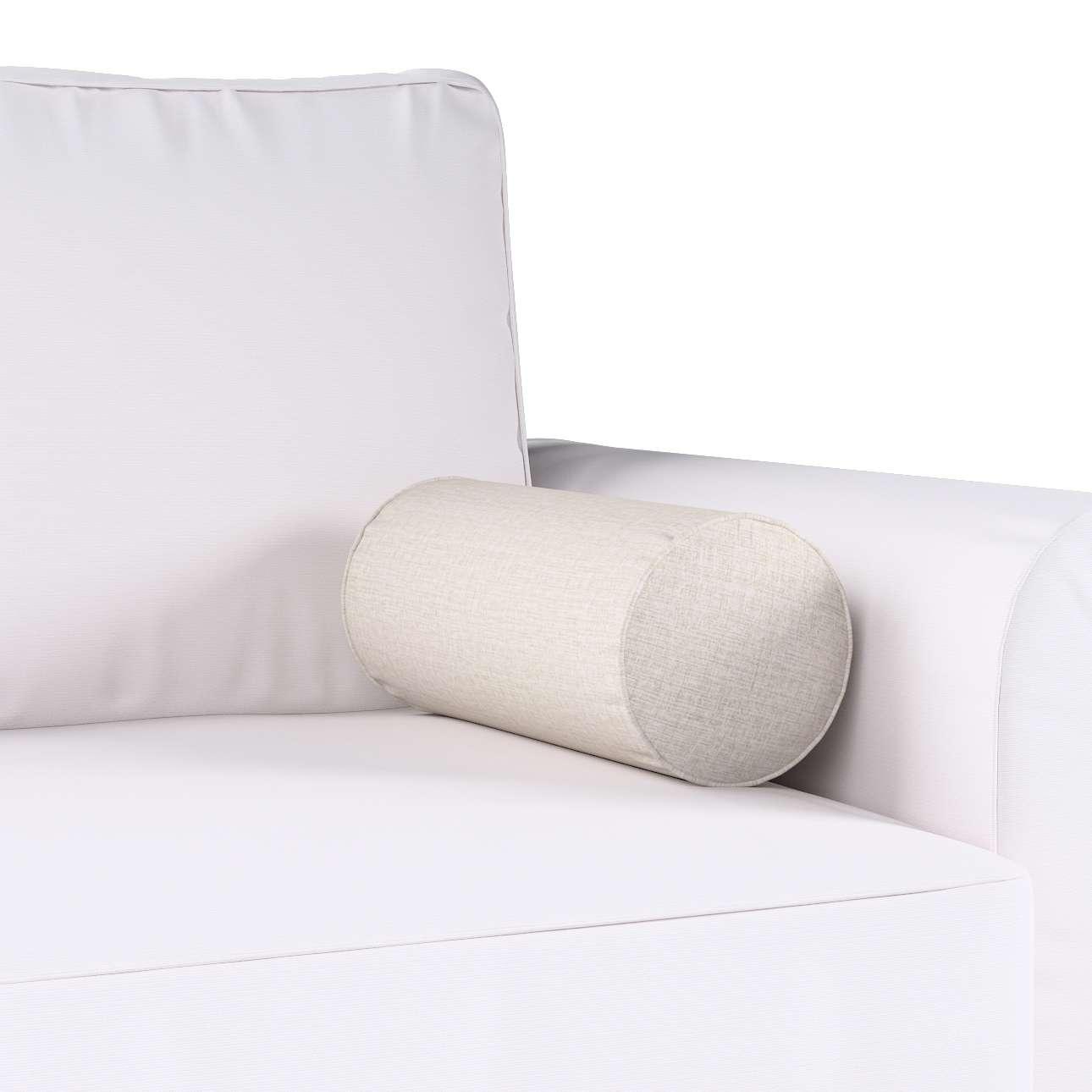 Poduszka wałek prosty w kolekcji Living, tkanina: 161-00