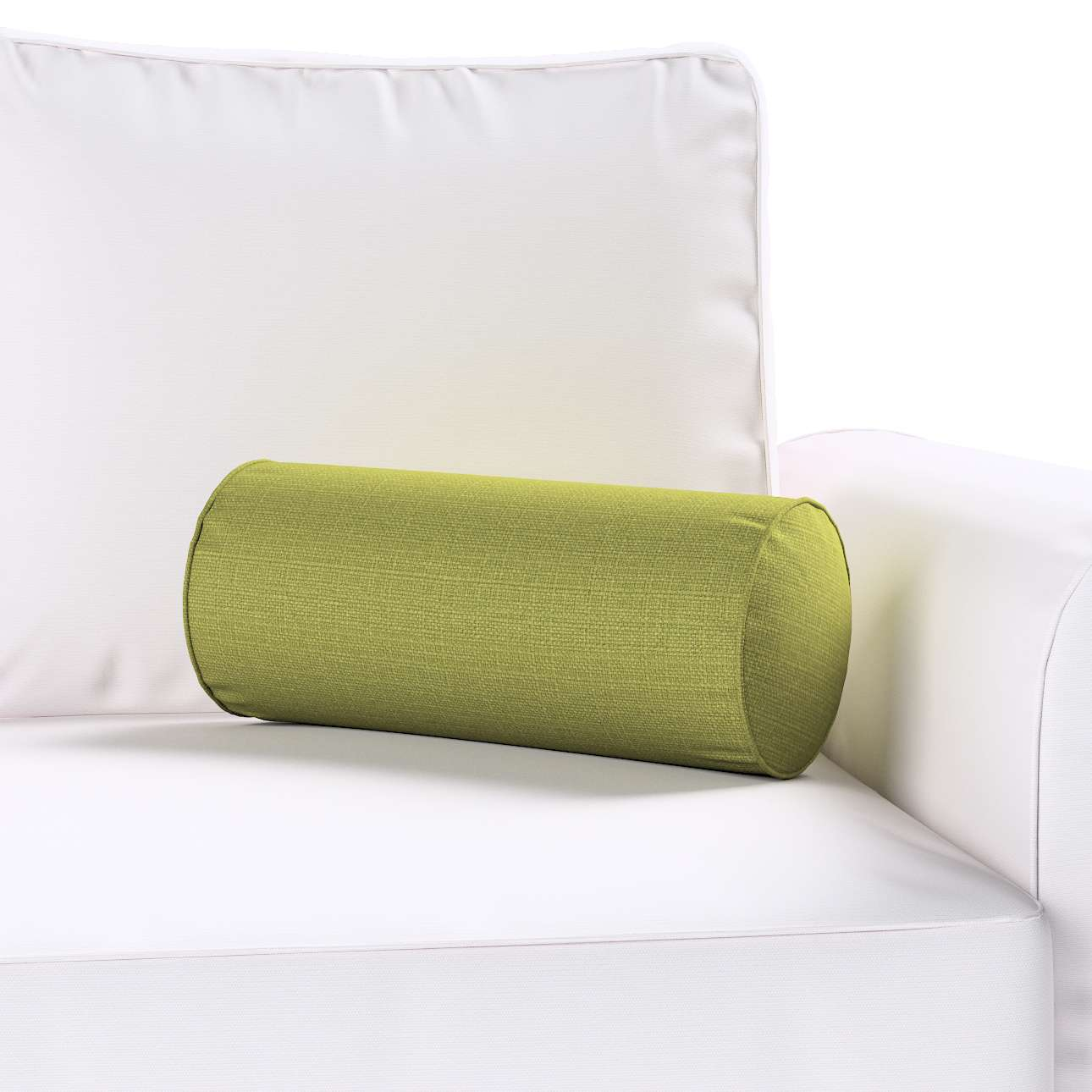Poduszka wałek prosty w kolekcji Living, tkanina: 161-13
