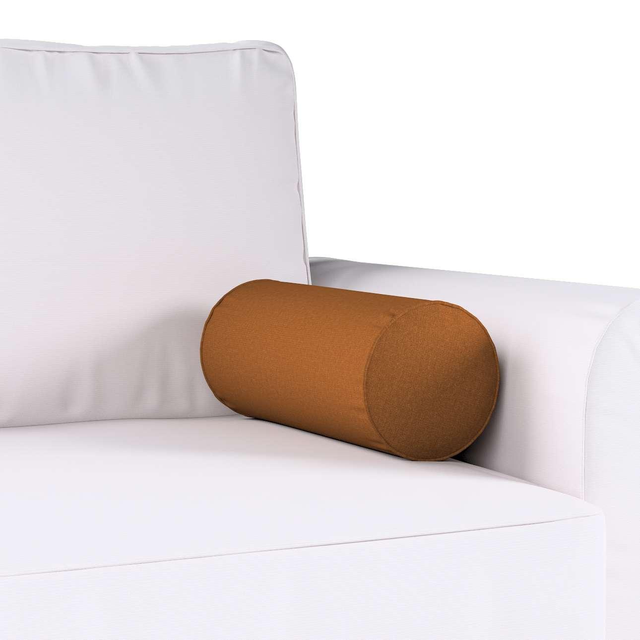 Poduszka wałek prosty w kolekcji Living, tkanina: 161-28