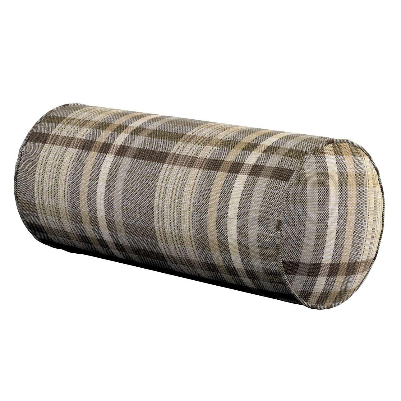 Poduszka wałek prosty w kolekcji Edinburgh, tkanina: 703-17