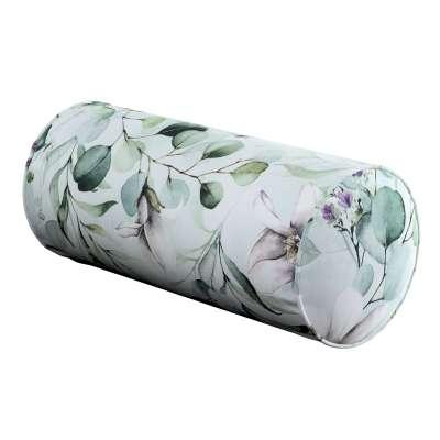 Nakkepute 143-66 Naturhvit med pint Magnolie Kolleksjon Flowers