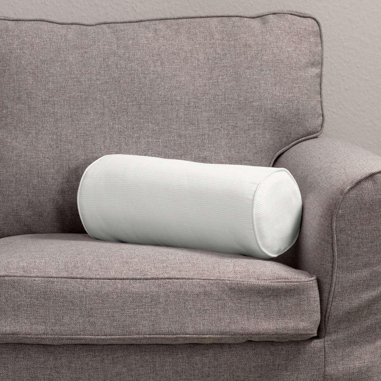 Ritinio formos  pagalvėlė Ø 16 x 40 cm (6 x 16 inch) kolekcijoje Jupiter, audinys: 127-01