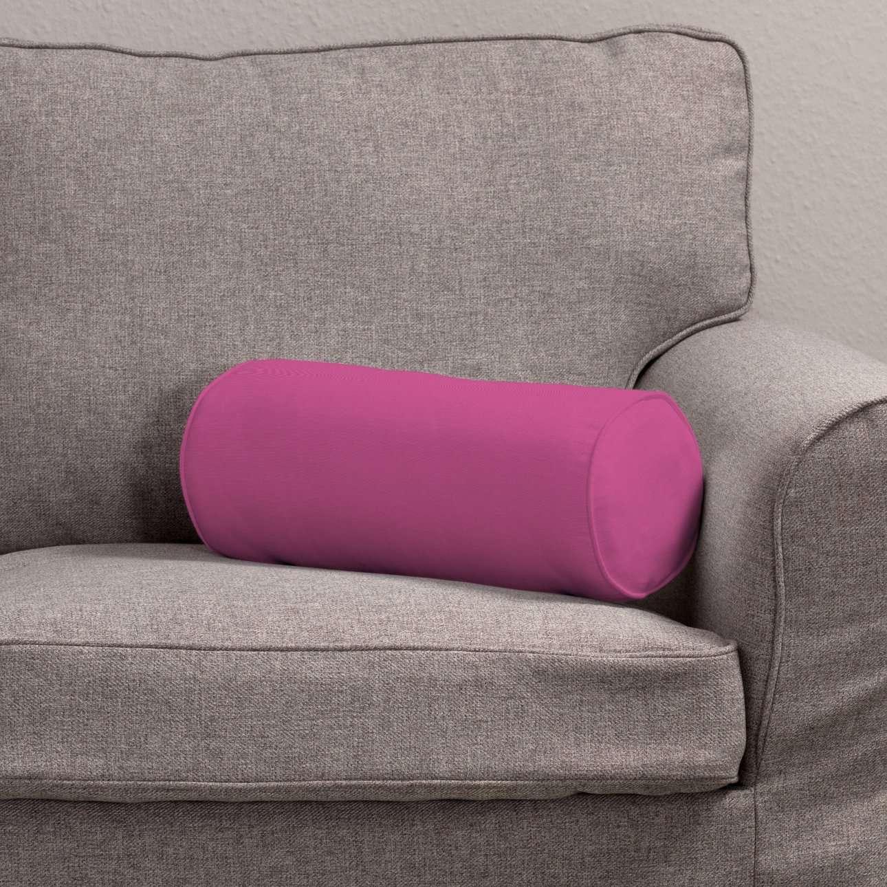 Ritinio formos  pagalvėlės užvalkalas Ø 16 x 40 cm (6 x 16 inch) kolekcijoje Jupiter, audinys: 127-24