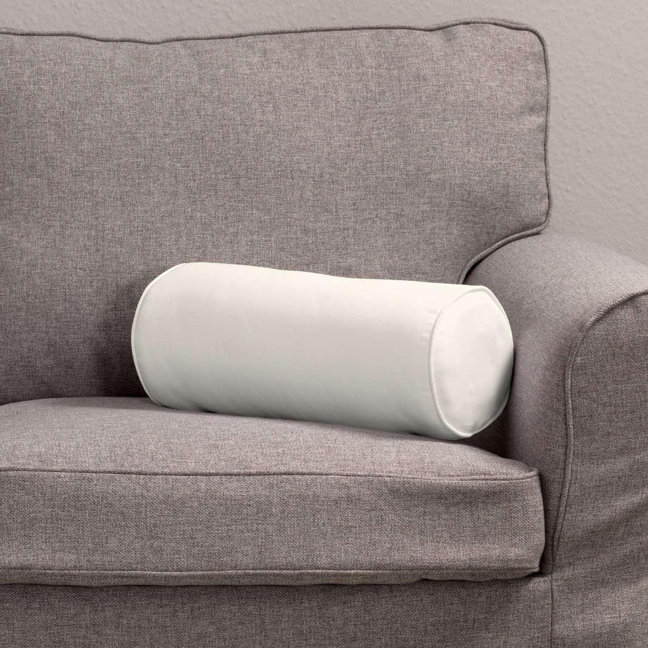 Ritinio formos  pagalvėlė Ø 16 x 40 cm (6 x 16 inch) kolekcijoje Jupiter, audinys: 127-00