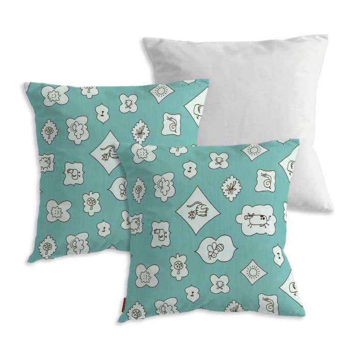Cushion cover 3-pack Baby 15