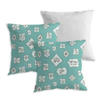 Cushion cover 3-pack Baby 15 Cushion Cover 3-pack - Dekoria.co.uk