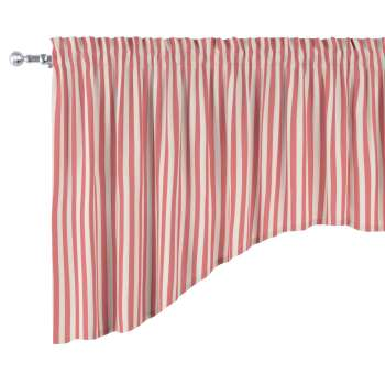 Lambrekin łuk w kolekcji Quadro, tkanina: 136-17