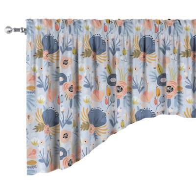 Bow lambrequin in collection Magic Collection, fabric: 500-05