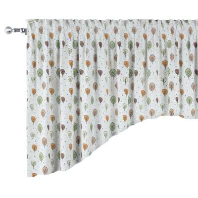 Bow lambrequin in collection Magic Collection, fabric: 500-09