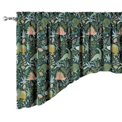 Bow lambrequin in collection Magic Collection, fabric: 500-20