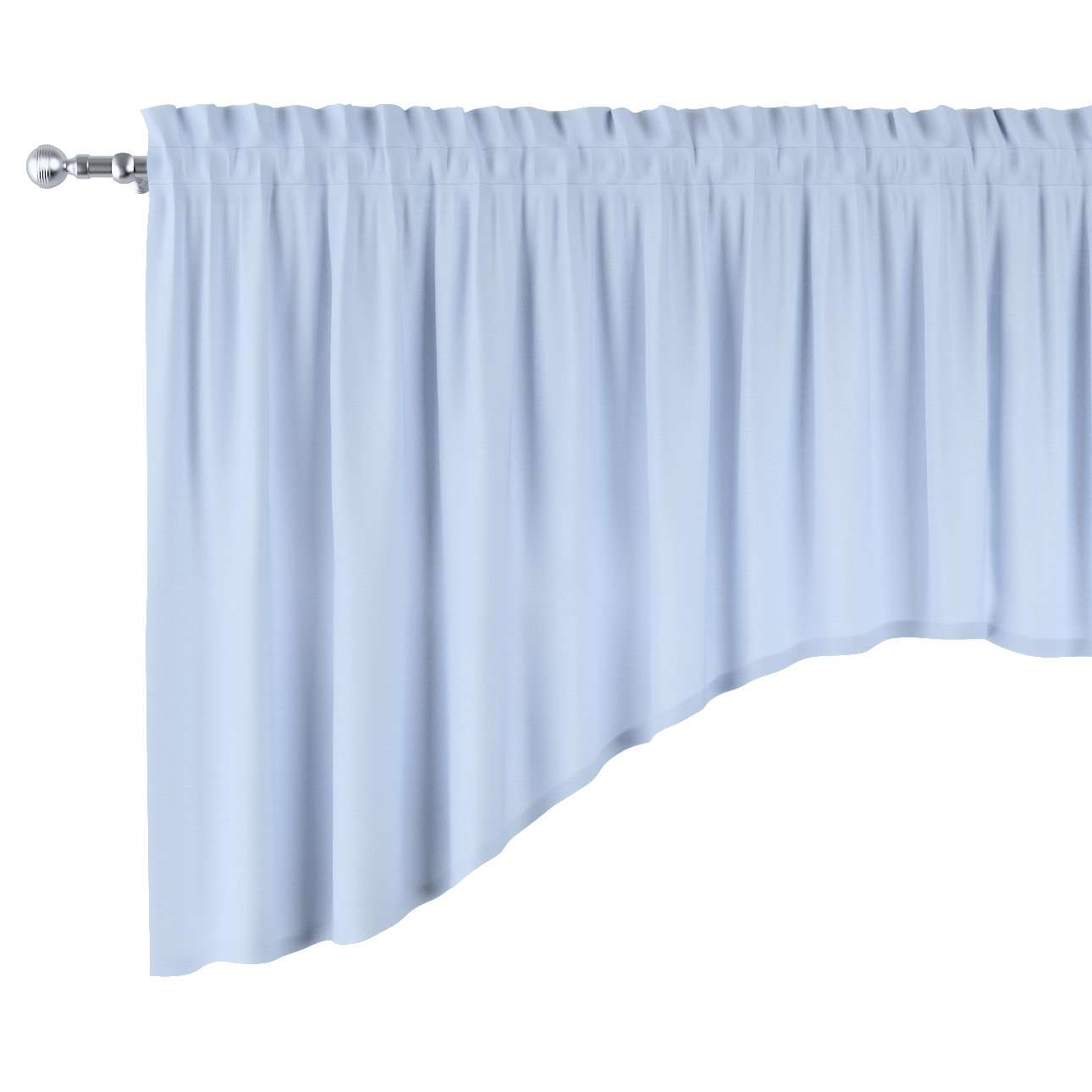 Bow lambrequin in collection Happiness, fabric: 133-35