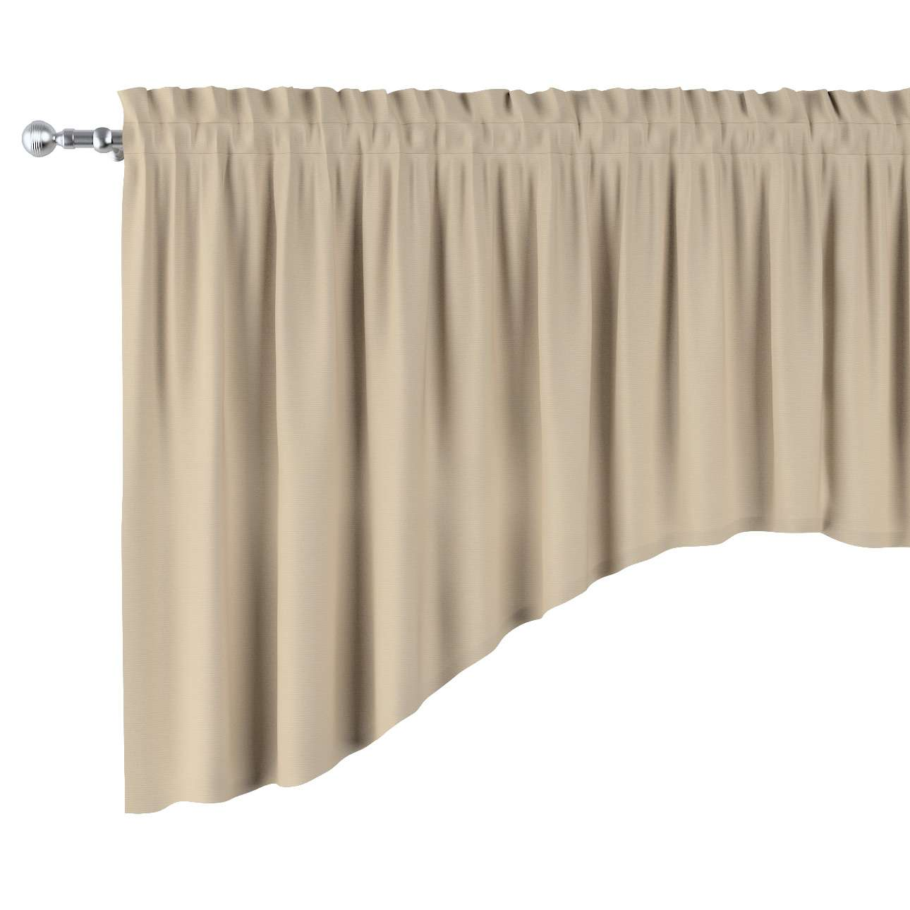 Bow lambrequin in collection Cotton Story, fabric: 702-01