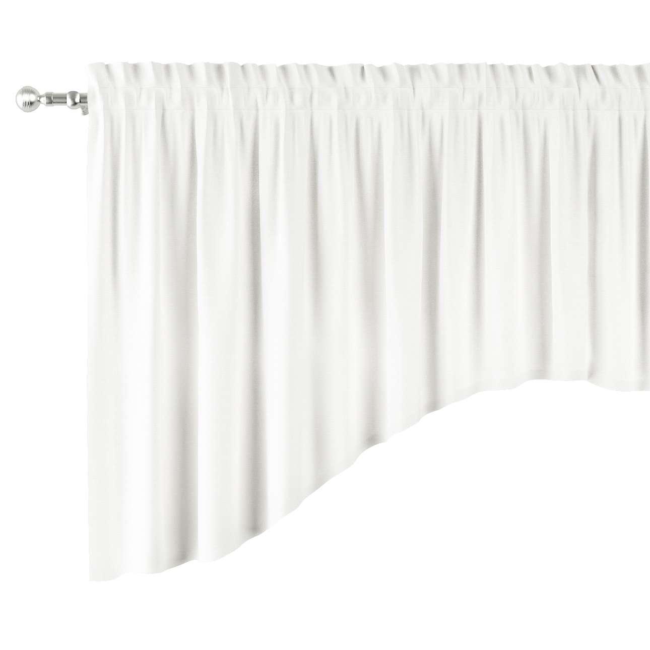 Lambrekin łuk w kolekcji Cotton Story, tkanina: 702-34