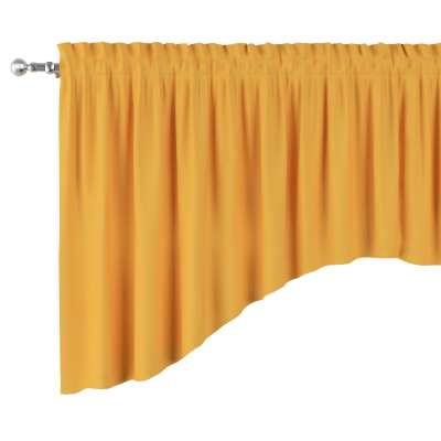 Lambrekin łuk 133-40 słoneczny żółty Kolekcja Happiness