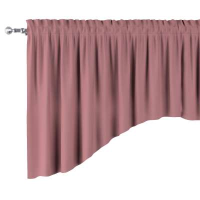 Bow lambrequin 702-43 dirty pink Collection Cotton Story