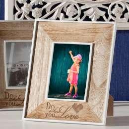 Ramka na zdjęcia Love 26x31cm