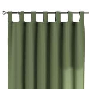 Gardin med hällor 1 längd 130 x 260 cm i kollektionen Jupiter, Tyg: 127-52