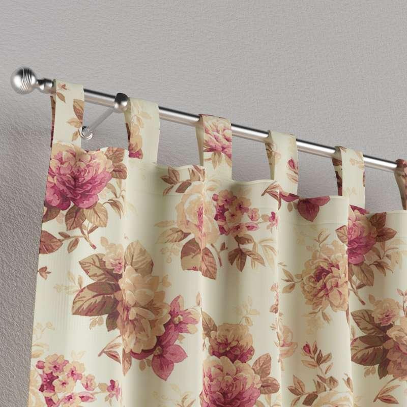 Záves na pútkach V kolekcii Londres, tkanina: 141-06