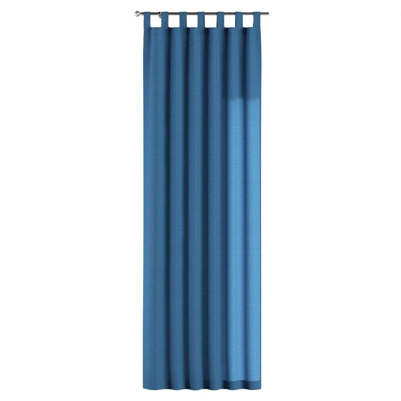 Gardin med hällor 1 längd 130 x 260 cm i kollektionen Jupiter, Tyg: 127-61