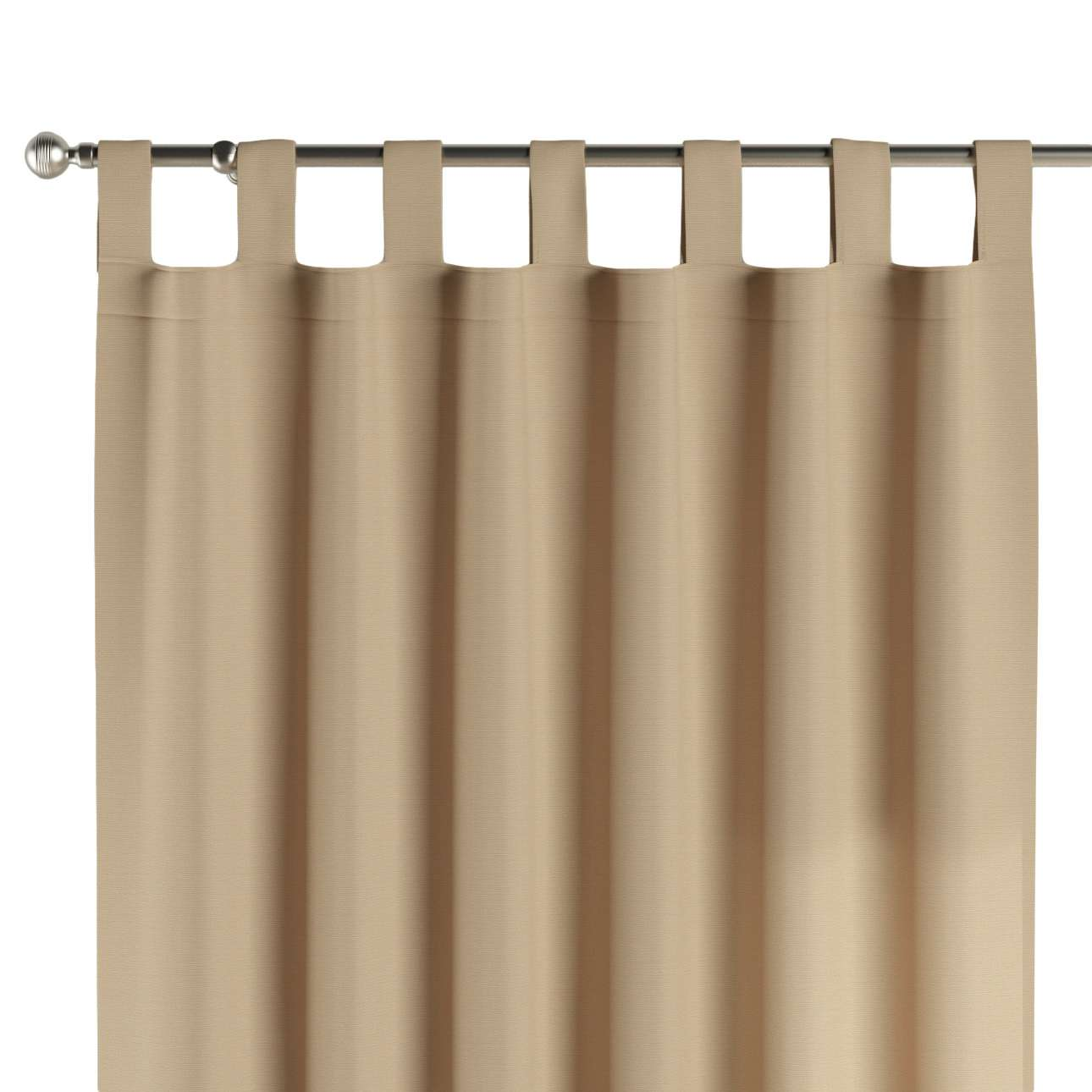 Gardin med stropper 1 stk. fra kolleksjonen Cotton Panama, Stoffets bredde: 702-01