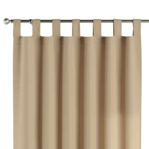 Kilpinio klostavimo užuolaidos 130 x 260 cm (plotis x ilgis) kolekcijoje Cotton Panama, audinys: 702-01