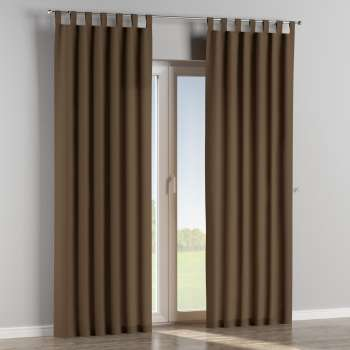 Tab top curtains in collection Panama Cotton, fabric: 702-02