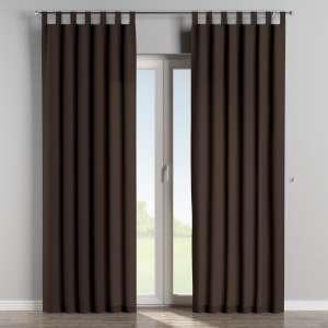 Gardin med hällor 1 längd 130 x 260 cm i kollektionen Panama Cotton , Tyg: 702-03