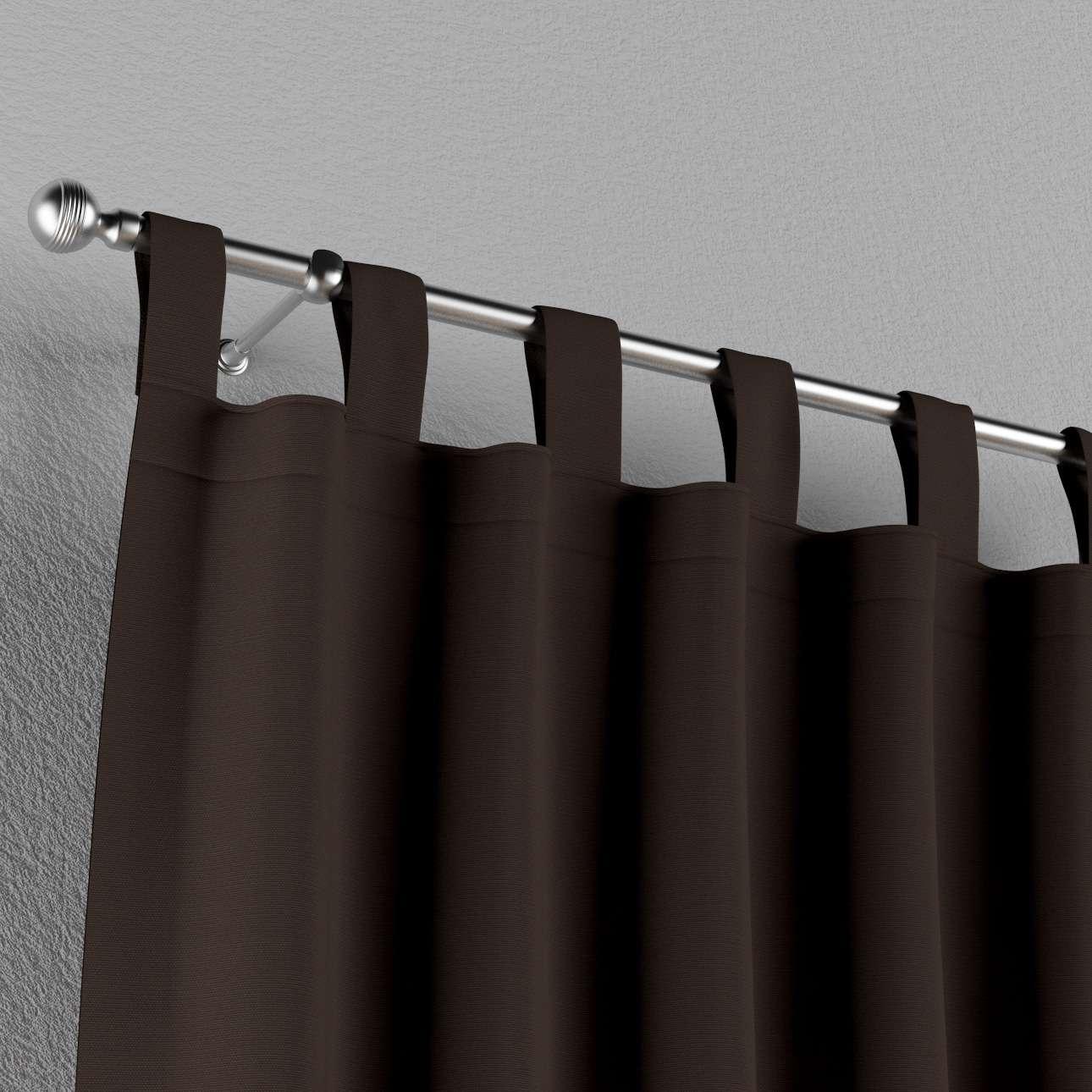 Záves na pútkach V kolekcii Cotton Panama, tkanina: 702-03