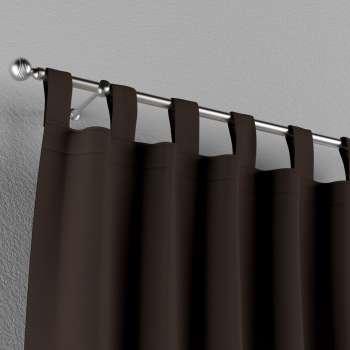 Zasłona na szelkach 1 szt. 1szt 130x260 cm w kolekcji Cotton Panama, tkanina: 702-03
