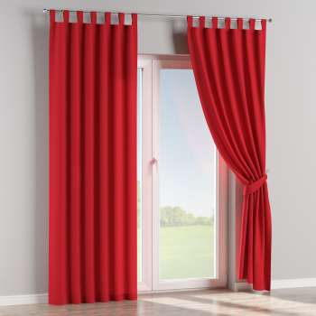 Tab top curtains in collection Panama Cotton, fabric: 702-04