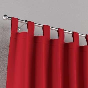 Zasłona na szelkach 1 szt. w kolekcji Cotton Panama, tkanina: 702-04