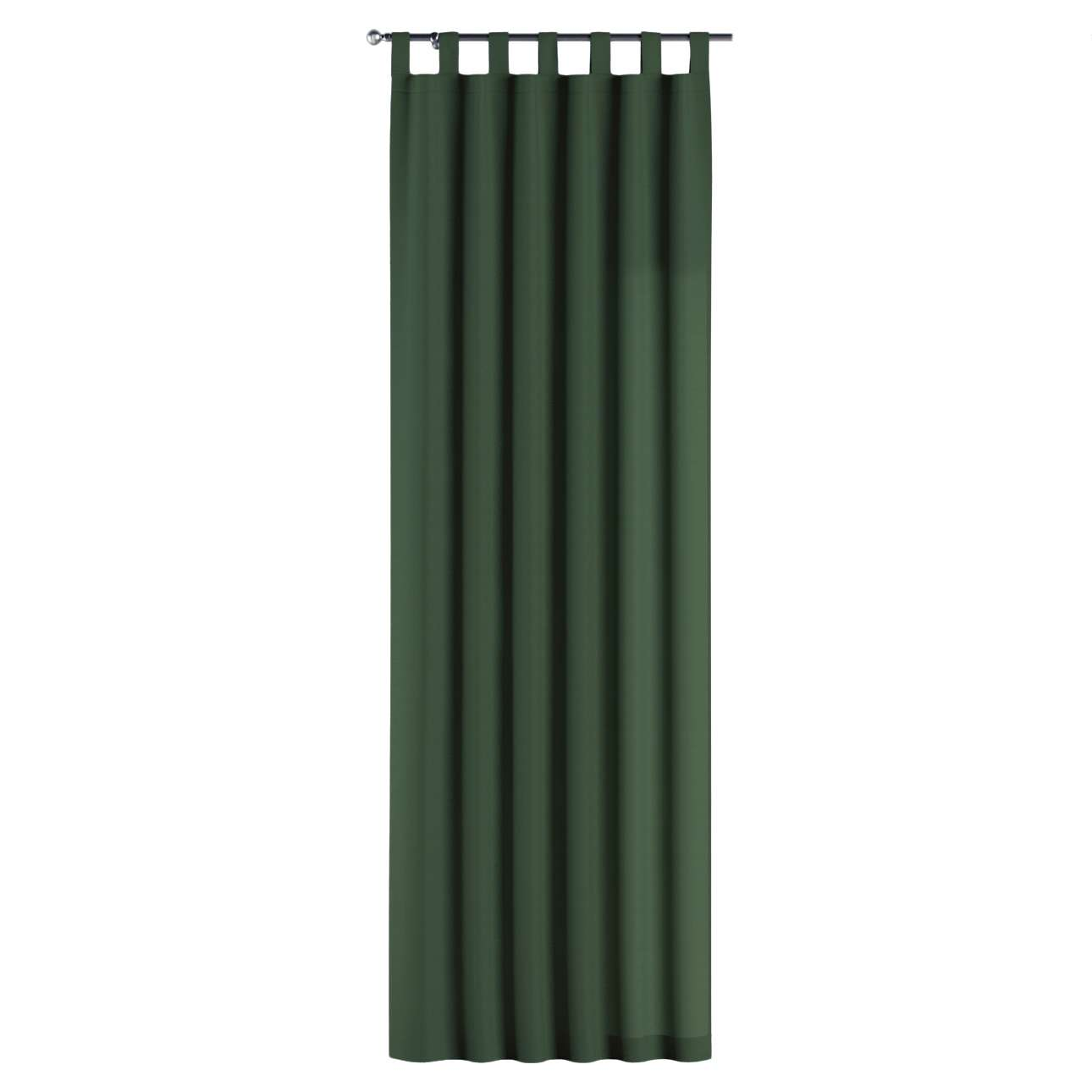 Gardin med hällor 1 längd 130 x 260 cm i kollektionen Panama Cotton , Tyg: 702-06