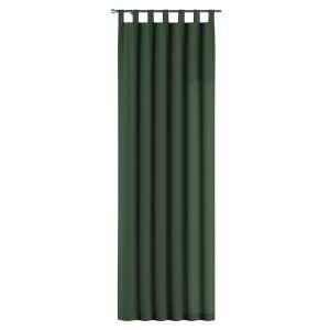 Gardin med stropper 1 stk. 130 x 260 cm fra kolleksjonen Cotton Panama, Stoffets bredde: 702-06