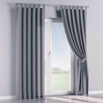 Tab top curtains in collection Panama Cotton, fabric: 702-07