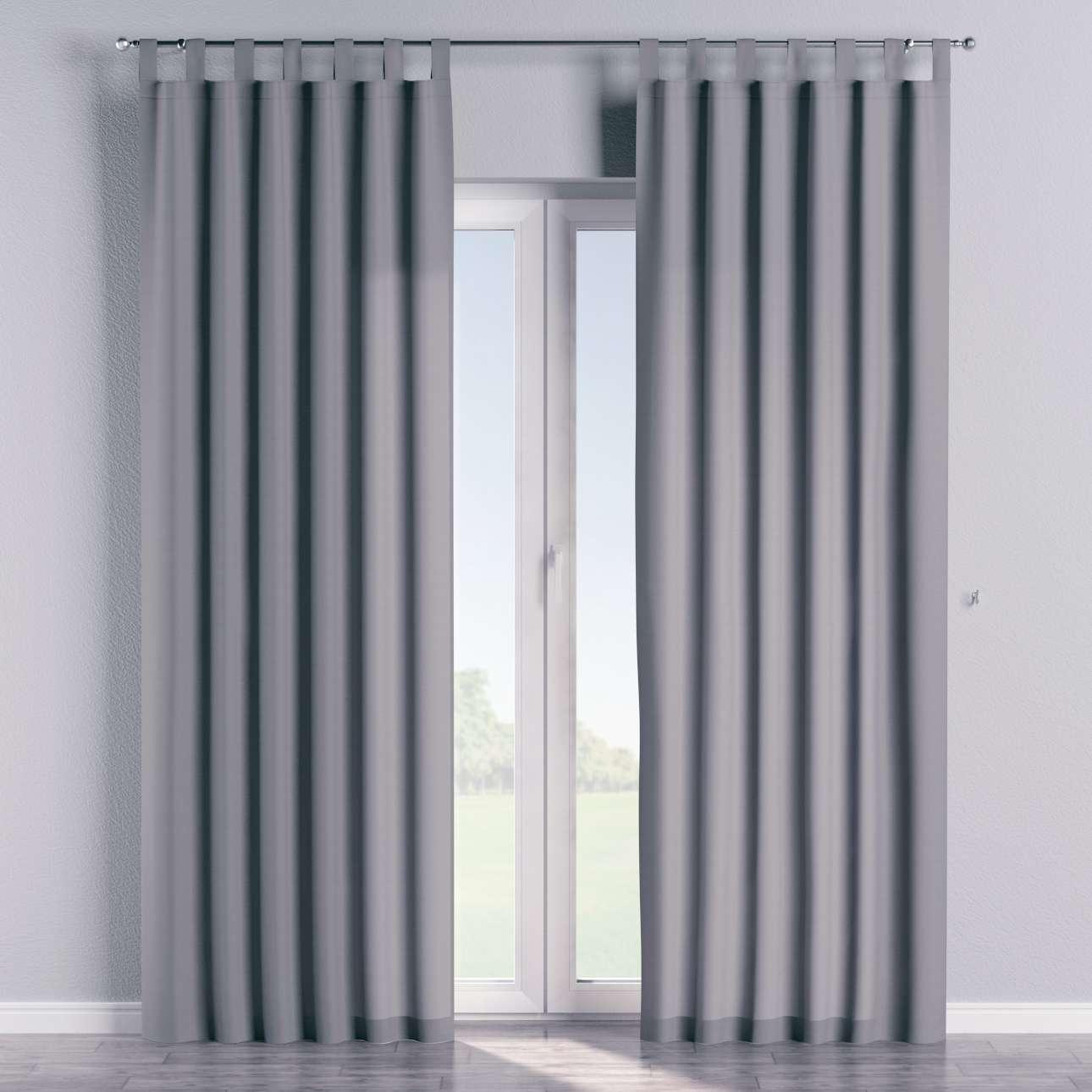 Kilpinio klostavimo užuolaidos 130 x 260 cm (plotis x ilgis) kolekcijoje Cotton Panama, audinys: 702-07
