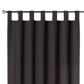 Gardin med hällor 1 längd 130 x 260 cm i kollektionen Panama Cotton , Tyg: 702-09