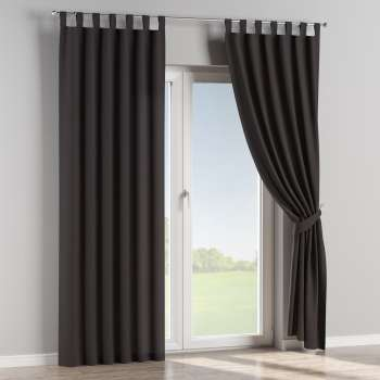 Tab top curtains in collection Panama Cotton, fabric: 702-09
