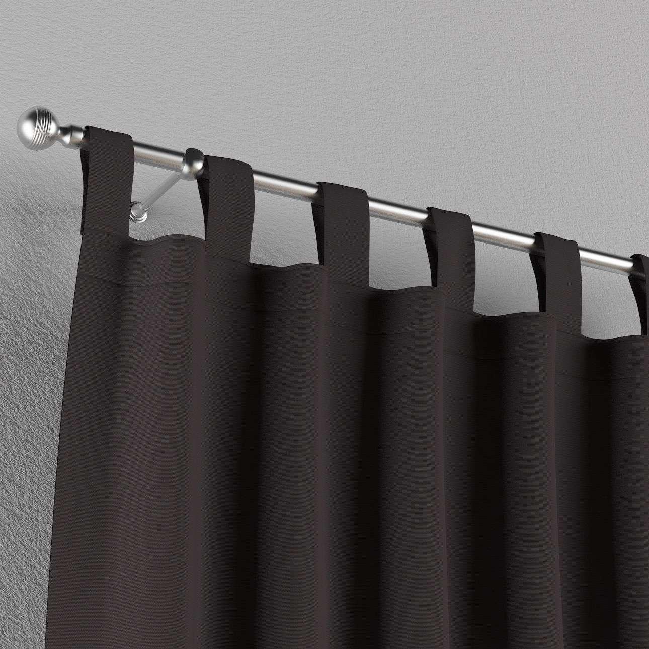 Kilpinio klostavimo užuolaidos 130 x 260 cm (plotis x ilgis) kolekcijoje Cotton Panama, audinys: 702-09